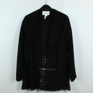 BCBGeneration Long Blazer black mixture fibre