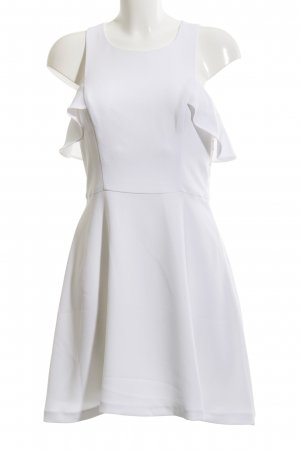 BCBGeneration Cocktail Dress white elegant