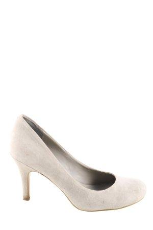 BCBGeneration High Heels light grey business style