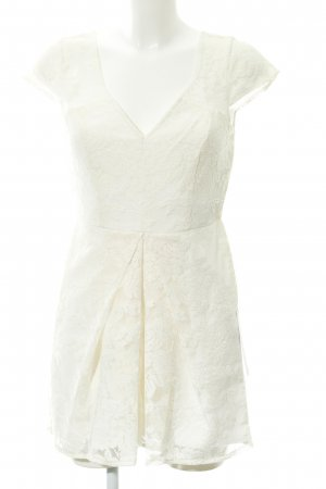 BCBGeneration Jumpsuit natural white