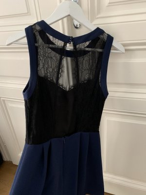 BCBGeneration Cocktail Dress black-dark blue