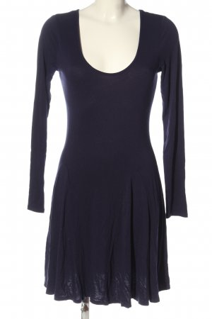 BCBGeneration Langarmkleid blau Casual-Look