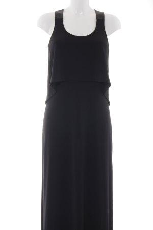 BCBGeneration Sukienka maxi czarny Ekstrawagancki styl