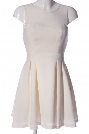 BCBGeneration Sukienka mini biały Elegancki