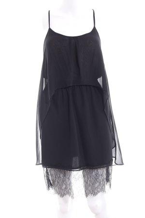 BCBGeneration Robe courte noir style décontracté