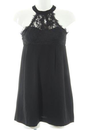 BCBGeneration Robe courte noir élégant