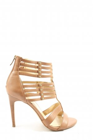 BCBGeneration Roman Sandals nude casual look