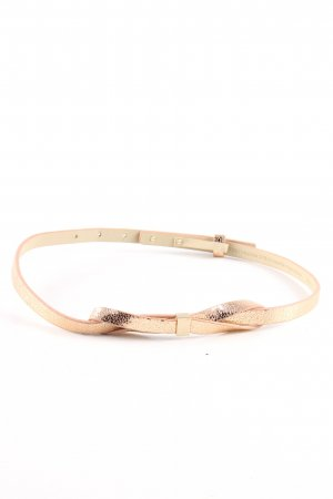 BCBGeneration Waist Belt gold-colored elegant