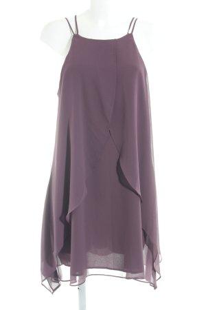 BCBGeneration Robe à bretelles violet élégant