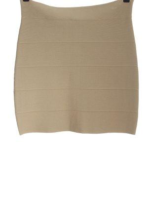 BCBGMAXAZRIA Spódnica mini nude W stylu casual