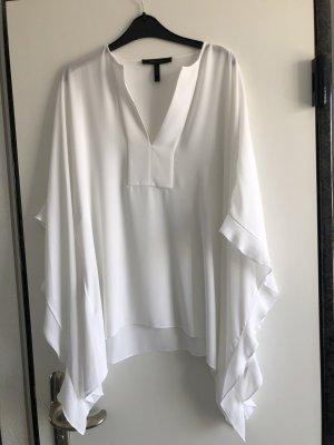 BCBGMAXAZRIA  NEU Tunikabluse in weiß