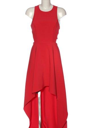 BCBGMAXAZRIA Suknia wieczorowa czerwony Elegancki