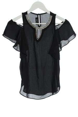 BCX Bluzka przez głowę czarny W stylu casual