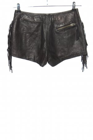 bdba Hot Pants schwarz Casual-Look