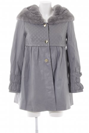 bdba Between-Seasons-Coat grey casual look