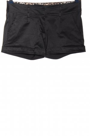 bdc Hot Pants black casual look
