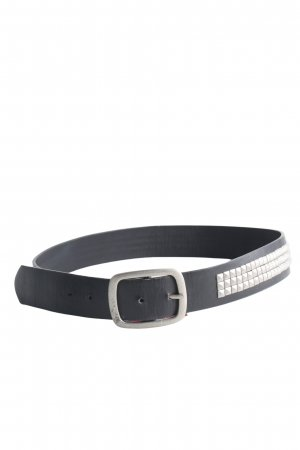 bdc Hip Belt black-silver-colored casual look