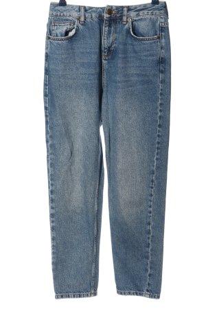 BDG 7/8 Jeans blau Casual-Look