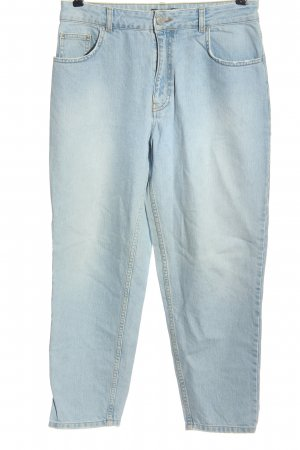 BDG Baggy Jeans blue casual look