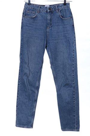 BDG Jeans boyfriend bleu style décontracté
