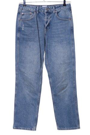 BDG Boyfriend jeans blauw casual uitstraling