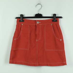 BDG by Urban Outfitters Jeansrock Gr. S rot (20/09/311*)