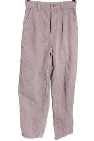 BDG Corduroy Trousers multicolored cotton