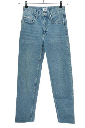 BDG High Waist Jeans blau Casual-Look