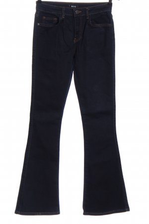 BDG Hoge taille jeans blauw casual uitstraling