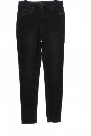 BDG Hoge taille jeans zwart casual uitstraling