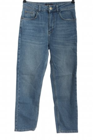 BDG High Waist Jeans blue casual look