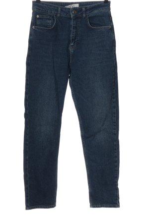 BDG Hoge taille jeans blauw Gemengd weefsel