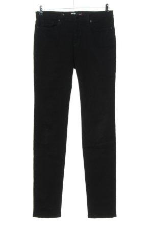 BDG Hoge taille jeans zwart casual uitstraling