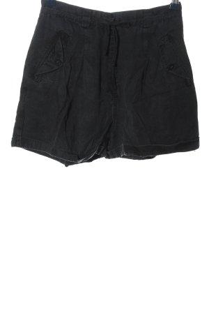 BDG Pantalón corto de talle alto gris claro look casual