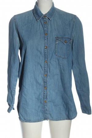 BDG Denim Shirt blue casual look