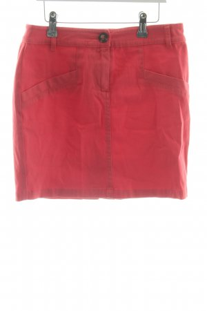 BDG Miniskirt red casual look