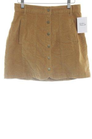 BDG Miniskirt light brown casual look