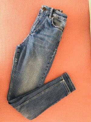BDG High Waist Jeans blue