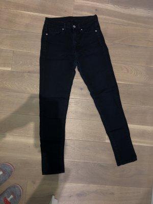 BDG Hoge taille jeans zwart