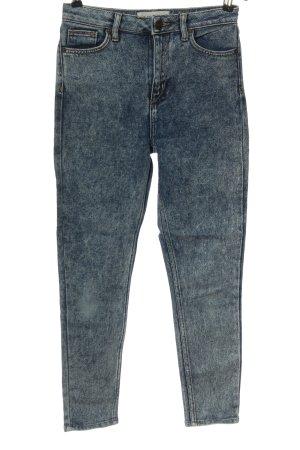 BDG Jeans skinny bleu style décontracté
