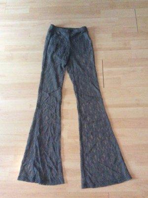 BDG Leggings grigio Nylon