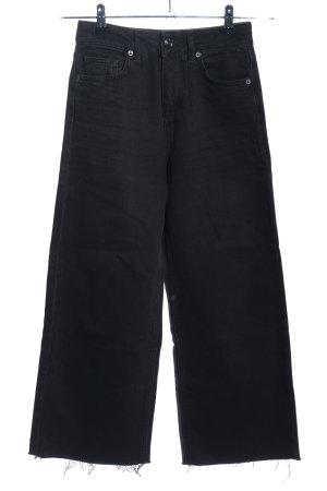 BDG Straight Leg Jeans black casual look
