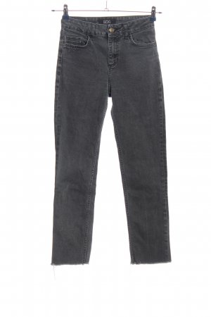 BDG Straight-Leg Jeans hellgrau Casual-Look