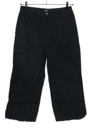 BDG Jeans met rechte pijpen zwart casual uitstraling