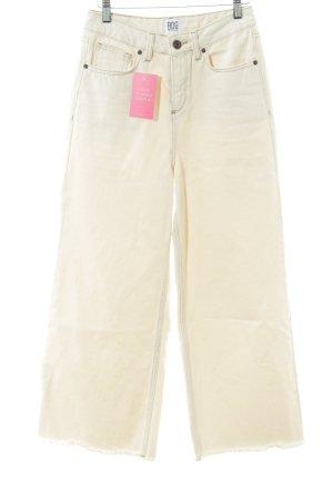 BDG Straight-Leg Jeans hellbeige Casual-Look