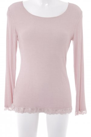 Be Inn Knitted Sweater dusky pink casual look