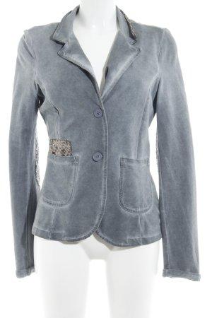 Be Inn Sweat Blazer light grey extravagant style