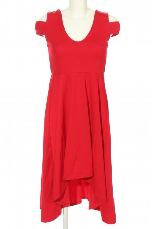 be jealous High Low Dress red elegant
