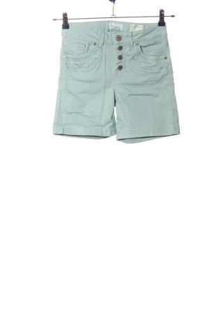 Be proud of it Short en jean bleu style décontracté