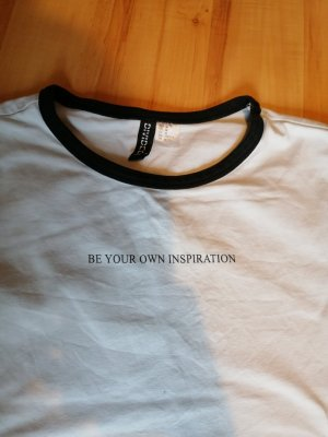 """""""Be your own inspiration"""" T-shirt"""